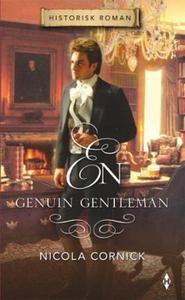 En genuin gentleman (ebok) av Nicola Cornic