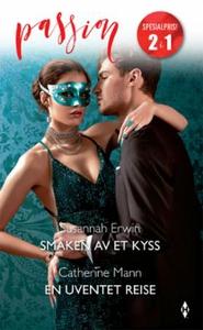 Smaken av et kyss ; En uventet reise (ebok) a