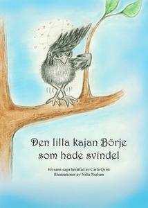 Den lilla kajan Börje som hade svindel (e-bok)