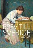 Elsie Jollasses brev till Sverige 1911 - 1920