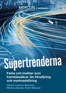 Supertrenderna (e-bok) av Henrik Larsson Broman