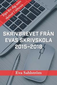 Skrivbrevet från Evas skrivskola 2015–2018 (e-b