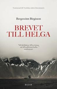Brevet till Helga (e-bok) av Bergsveinn Birgiss