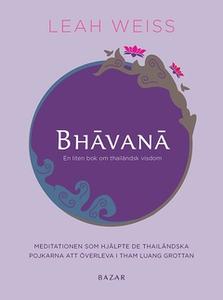 Bhāvāna (e-bok) av Leah Weiss