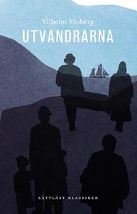 Utvandrarna / Lättläst (e-bok) av Per Lekvall,