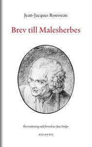 Brev till Malesherbes (e-bok) av Jean-Jaques Ro