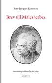 Brev till Malesherbes