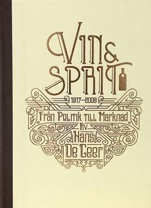 Vin&Sprit (e-bok) av Hans De Geer