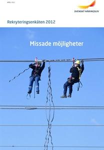 Missade möjligheter (e-bok) av Svenskt Näringsl