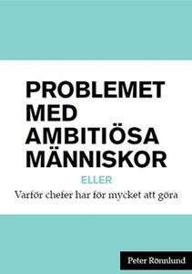 Problemet med ambitiösa människor (e-bok) av Pe