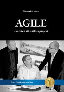 Agile - konsten att slutföra projekt (e-bok) av
