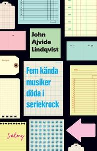 Fem kända musiker döda i seriekrock (e-bok) av