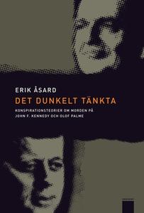 Det dunkelt tänkta (e-bok) av Erik Åsard