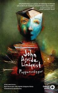 Pappersväggar (e-bok) av John Ajvide Lindqvist