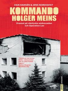 Kommando Holger Meins (e-bok) av Jens Nordqvist