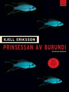 Prinsessan av Burundi (e-bok) av Kjell Eriksson