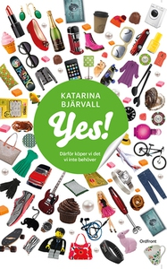 Yes! (e-bok) av Katarina Bjärvall