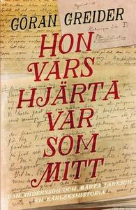 Hon vars hjärta var som mitt (e-bok) av Göran G