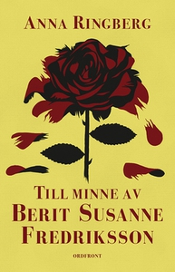 Till minne av Berit Susanne Fredriksson (e-bok)