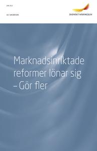 Reformer lönar sig (e-bok) av  Svenskt Näringsl