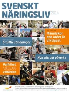 Svenskt Näringsliv 2014 (e-bok) av  Svenskt När