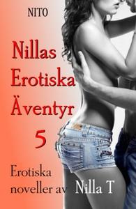 Nillas Erotiska Äventyr 5 (e-bok) av Nilla T,