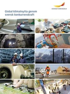 Global klimatnytta genom svensk konkurrenskraft