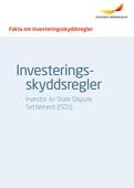 Fakta om investeringsskyddsregler ISDS