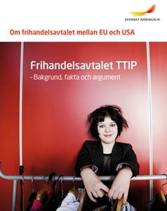 Om frihandelsavtalet mellan EU och USA (e-bok)