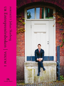 Porträtt Johan Skarborg (e-bok) av Redaktör Chr