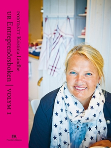 Porträtt Kristina Lindhe (e-bok) av Redaktör Ch