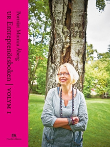Porträtt Monica Åberg (e-bok) av Redaktör Chris