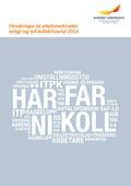Försäkringar på arbetsmarknaden enligt lag och kollektivavtal 2015