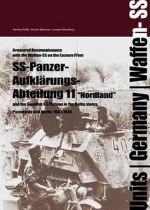 """SS-Panzer-Aufklarungs-Abteilung 11 """"Nordland"""" ("""