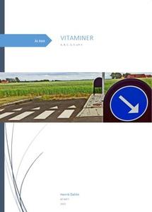Vitaminer (e-bok) av Henrik Dahlin