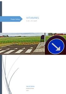Vitamins (e-bok) av Henrik Dahlin
