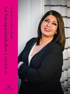 Porträtt Shori Zand (e-bok) av Christina S. Don