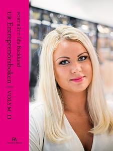 Porträtt Ida Backlund (e-bok) av Christina S. D
