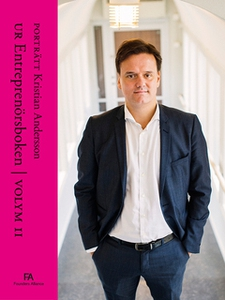 Porträtt Kristian Andersson (e-bok) av Christin