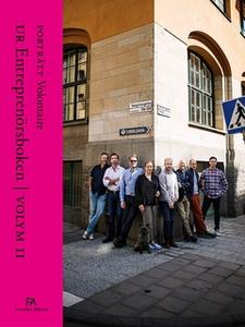 Entreprenörsporträtt grundarna av Volontaire (e