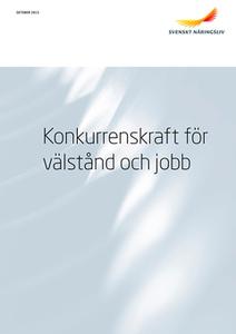 konkurrenskraft för välstånd och jobb (e-bok) a