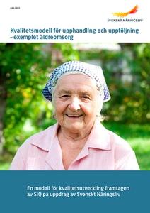 Kvalitetsmodell för upphandling - exempel äldre