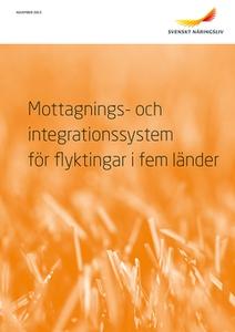 Mottagnings- och integrationssystem för flyktin