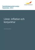 Löner, inflation och konjunktur