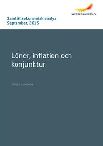 Löner, inflation och konjunktur (e-bok) av Sven