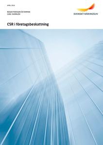CSR i företagsbeskattning (e-bok) av Svenskt Nä