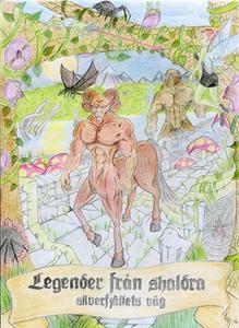 Legender från Shaldra (e-bok) av E. R. M Krångl