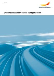 En klimatneutral och hållbar transportsektor (e