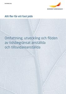 Allt fler får ett fast jobb (e-bok) av Svenskt