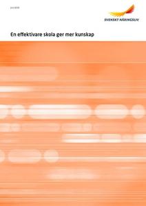 En effektivare skola ger mer kunskap (e-bok) av